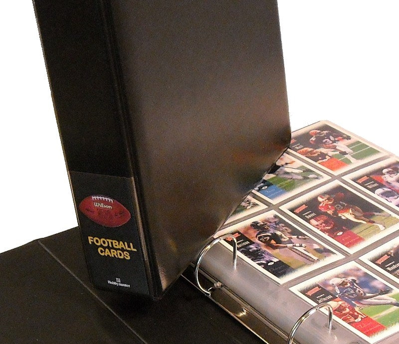 Football Card Album - Football Card Albums - Hobby Master - hobbymasterstore
