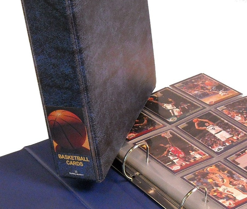 Basketball Card Album - Basketball Card Albums - Hobby Master - hobbymasterstore
