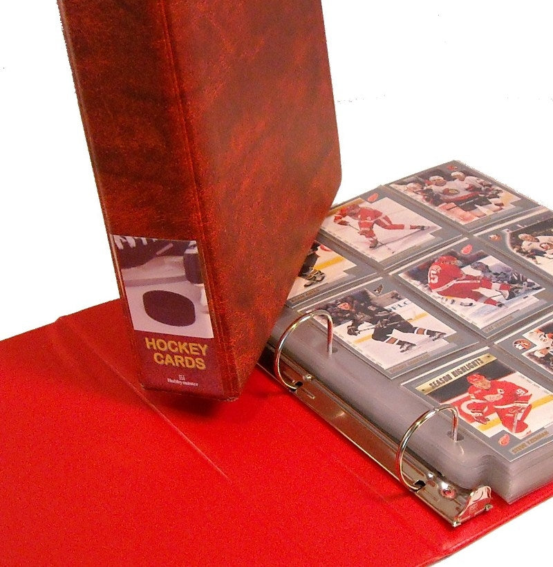 Hockey Card Album - Hockey Card Albums - Hobby Master - hobbymasterstore