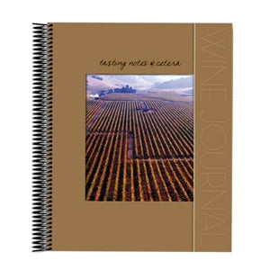 Oenophilia Wine Journal - Wine Journals - Hobby Master - hobbymasterstore
