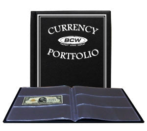 Currency Portfolio - Coin & Currency Albums - Hobby Master - hobbymasterstore