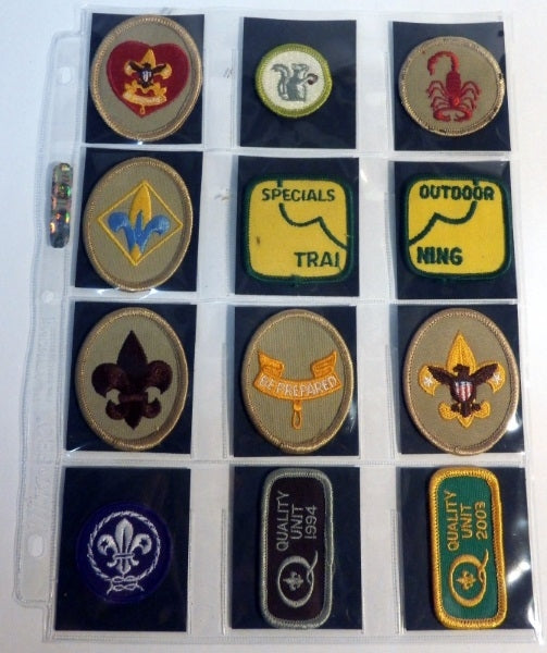 Scout Patch Collector Album - Patch Albums - Hobby Master - hobbymasterstore