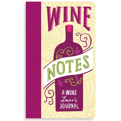 Wine Notes, A Wine Lover's Journal - Wine Journals - Hobby Master - hobbymasterstore