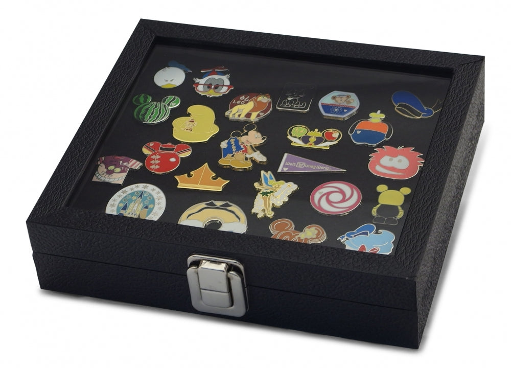 Pride Pin Collector's Compact Display Case - Display Frames & Cases - Hobby Master - hobbymasterstore