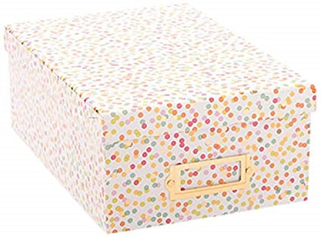 DCWV Postcard/Photo Storage Box - Postcard Storage Boxes - Hobby Master - hobbymasterstore