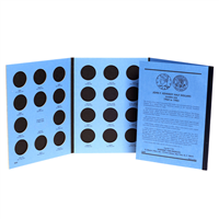 Whitman Coin Folder - Kennedy Half Dollars #1 1964-1985 - Coin Folders - Hobby Master - hobbymasterstore