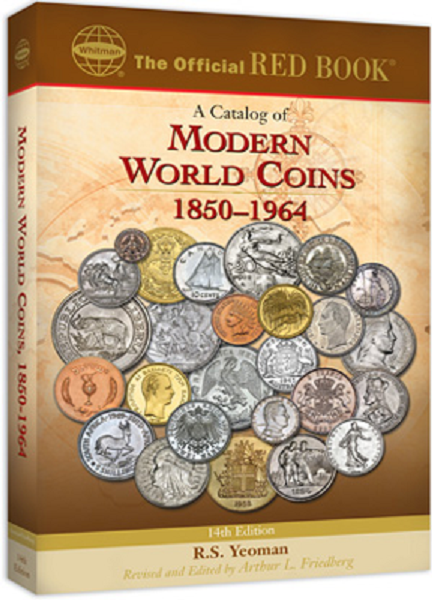 A Catalog of Modern World Coins 1850 - 1964 - Price Guides & Accessories - hobbymasterstore - hobbymasterstore