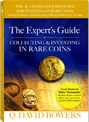 The Expert's Guide to Collecting & Investing in Rare Coins - Price Guides & Accessories - hobbymasterstore - hobbymasterstore