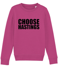 Load image into Gallery viewer, CHOOSE HASTINGS. KIDS.