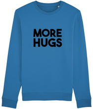 Load image into Gallery viewer, MORE HUGS. UNISEX.