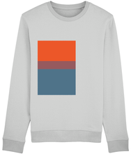 Load image into Gallery viewer, FARBEN-ORANGE/BLUE. UNISEX.