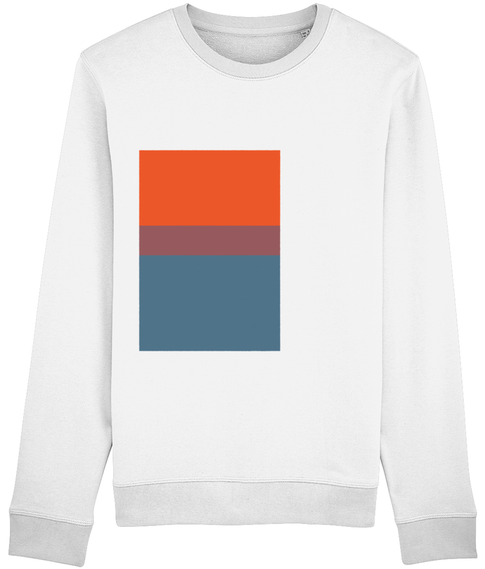 FARBEN-ORANGE/BLUE. UNISEX.