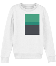 Load image into Gallery viewer, FARBEN-GREEN/GREY. KIDS.