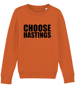 CHOOSE HASTINGS. KIDS.