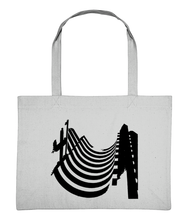 Load image into Gallery viewer, BERLIN KREUZBERG. BLK. SHOPPING BAG.