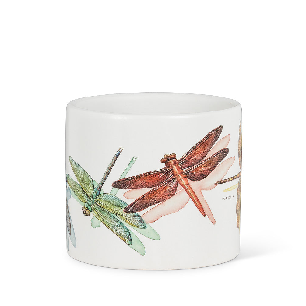 Dragonfly Planter