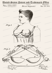 CARD-025: Bra - Patent Press™