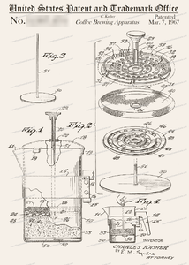 CARD-062: French Press - Patent Press™