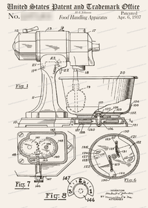 CARD-090: Mixer - Patent Press™