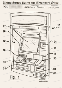 CARD-176: ATM - Patent Press™