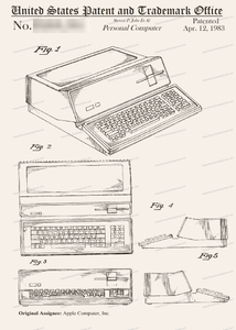 CARD-217: Apple Computer - Patent Press™