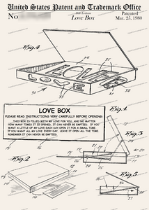 CARD-219: Love Box - Patent Press™