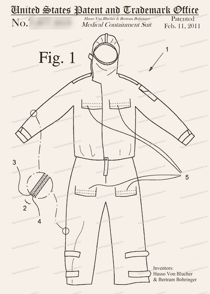 CARD-316: Containment Suit - Patent Press™