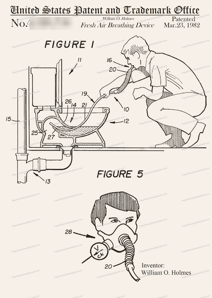 CARD-319: Fresh Air Breathing Device - Patent Press™