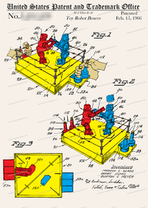 CARD-C922: Rockem-Sockem Robots - Patent Press™