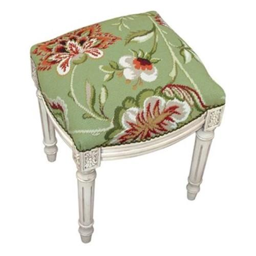 https://www.ebay.com/sch/i.html?_nkw=123+Creations+C909Gwfs+Jacobean+Green+Needlepoint+Stool&_sacat=0&_dmd=2