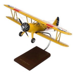 http://www.ebay.com/i/Daron-Worldwide-Boeing-N2S-2-3-4-Stearman-Peril-Model-Airplane-Yellow-/263447910792