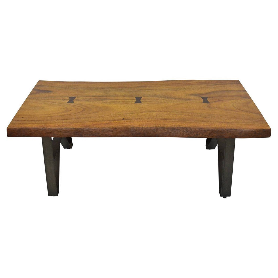 http://www.ebay.com/i/Cayu-Live-Edge-Coffee-Table-Brown-222-Fifth-/282645931739