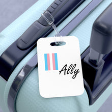 Ally Flag Bag Tag