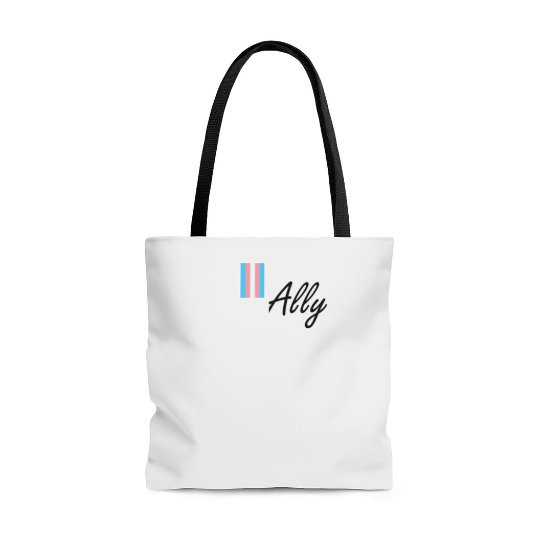 *ALLY* tote bag