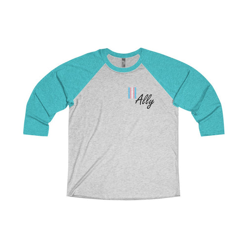 LifeGasm *ALLY* Baseball Tee