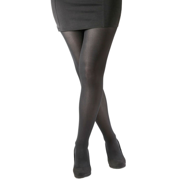 EL487 Essexee Legs Plus Size 70 Denier Opaque Tights