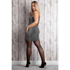 EL149 Essexee Legs 15 Denier Plus Size Glossy Tights
