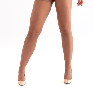 EL15 Essexee Legs 15D Plain Knit Tights Brazil 2 Pair Pack