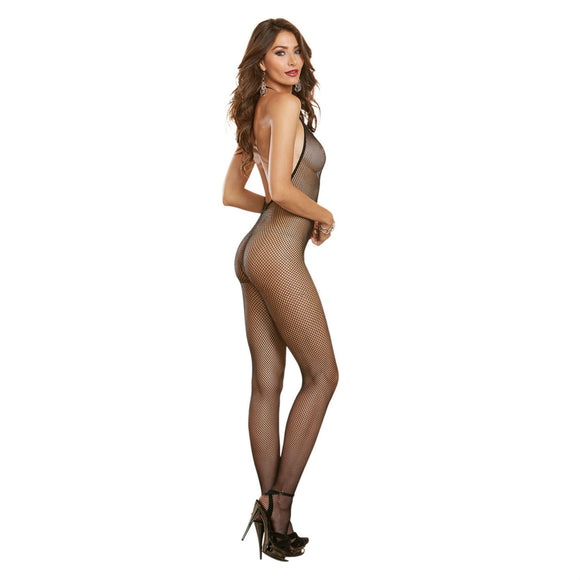 BODY041 Dreamgirl Seamless Net Bodystocking