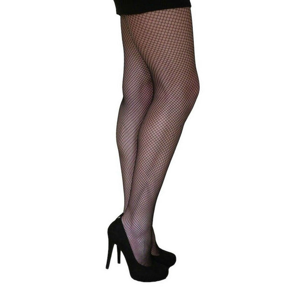 EL218 Essexee Legs Fishnet Tights