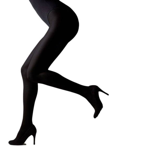 WW609 Gipsy 80D Warm Opaque Tights Large