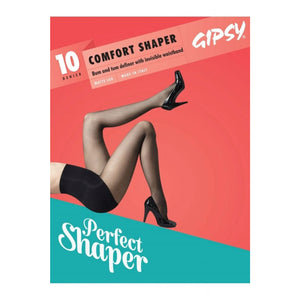 GIP230 Gipsy Invisible Waist Comfort Shaper-Tights