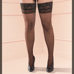 MARG Trasparenze Margherita Lace Top Hold Ups
