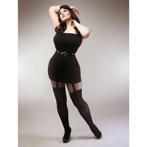 MISS701 Miss Naughty Tights XL