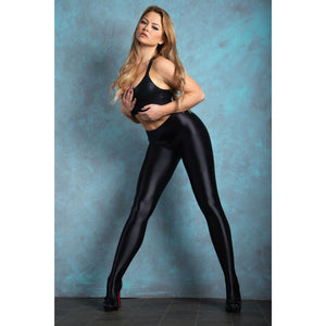 T800 MissO Glossy Opaque Tights 120D
