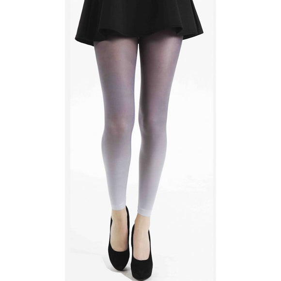 FOOTL014 Pamela Mann Ombre Footless Tights