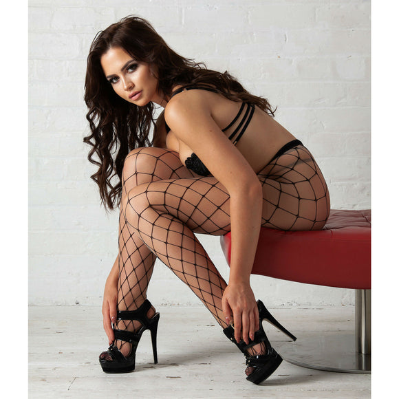 TRAS061 Trasparenze Edera Fishnet Tights