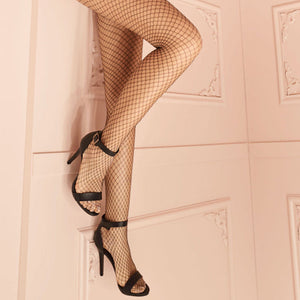 TRAS028 Trasparenze Rita Fishnet Tights