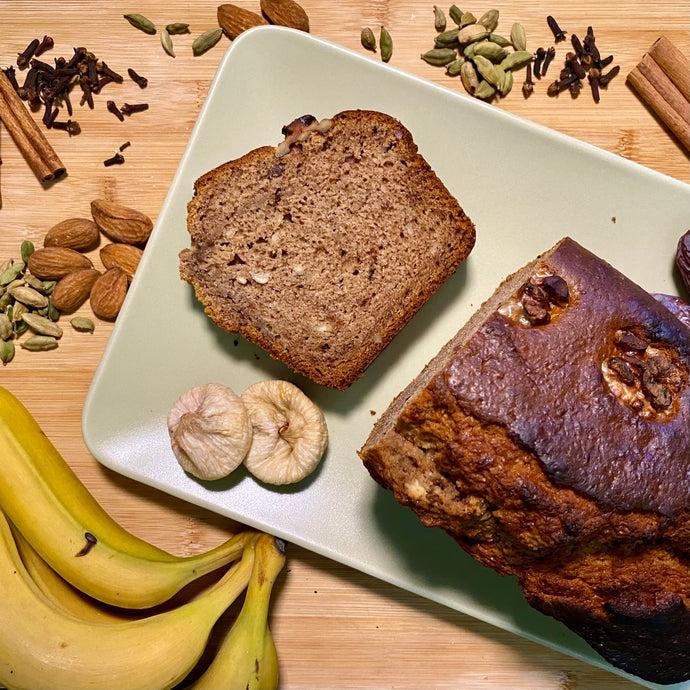 Banana Bread | Easy Recipe for the most delicious Banana Bread | Perfect to serve with tea or coffee