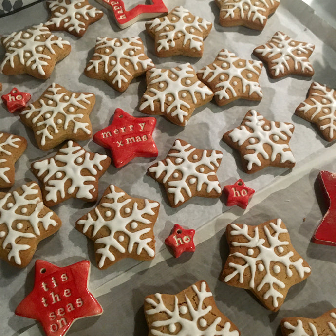 Gingerbread Cookies with Ginger, Cinnamon & Clove Favorite Recipe for the young and the old